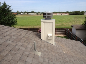 Wood Stove Cleaning Company in North Richland Hills TX - Mr. Sweeps - IMG_0068