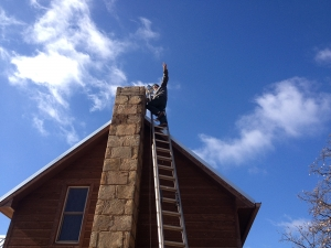 Chimney Cleaning Services in Weatherford TX - Mr. Sweeps - IMG_0135