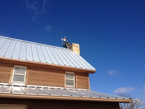 Chimney Cleaning Services in Weatherford TX - Mr. Sweeps - IMG_0140