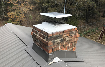 Chimney Cleaning Company in Hurst TX - Mr. Sweeps - chimney