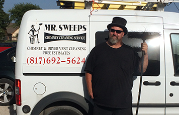 About Us: Chimney & Fireplace Cleaners in Springtown TX | Mr. Sweeps - mr-sweep